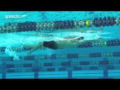 Ryan Lochte | Backstroke Kick - Swim Technique - YouTube Video