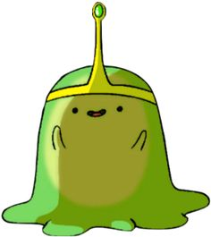 Adventure Time - Slime Princess  I don't even watch the show and I think this is so cute. XD