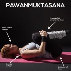 How To Do The Pawanmuktasana And What Are Its Benefits