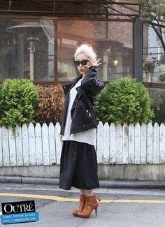 On The Street, Seoul… Lee Gahyeun