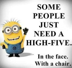 Funny Minion Pictures, Funny Minion Memes, Minions Quotes, Funny Texts, Funny Jokes, Hilarious, Minion Humor, Dad Jokes, Funny Sayings