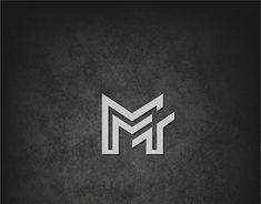 personal logo (m+t) Mf Logo, Vw Pointer, Letter I Logo, Luxury Business Cards, Photographer Logo, Typographic Logo, Cool Lettering, Personal Logo, Logo Design Inspiration