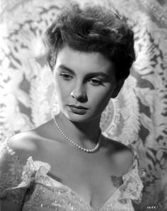 Jean Simmons, beautiful, great actress