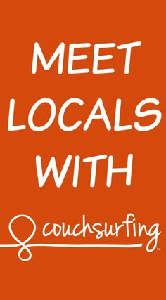 The Path She Took | Meet locals with Couchsurfing | http://www.thepathshetook.com