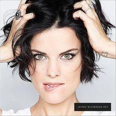 Jaimie Alexander- this woman is sexy as Fuck.