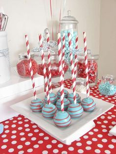 Baking Birthday Party Ideas | Photo 7 of 19 | Catch My Party