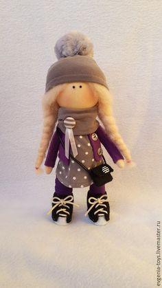 Купить Кукла текстильная Mary - кукла ручной работы, кукла, кукла в подарок, кукла интерьерная