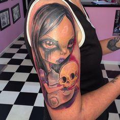 The Painted Lady Tattoo Studio, Tattooists, Holland Park, QLD, 4121 - TrueLocal Holland Park, Tattoo Studio, Brisbane, Tattoos For Women, Lady, Female Tattoos, Tattoo Women
