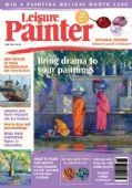 Our painting tutor, Christine Russell, gets a front cover from our painting holiday in Rajasthan! Painting Prints, Painting & Drawing, Canvas Prints, Uk Magazines, Original Paintings, Projects To Try, Creative, Artist, June