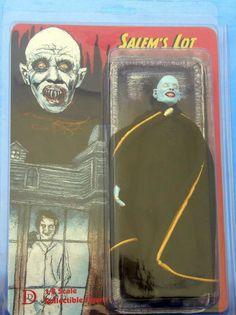 "Salem's Lot Vampire 8"" Action Figure Mego Style"