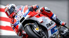 The Ducati Team is set for the last race of the season