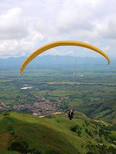 Para-gliding Pereira