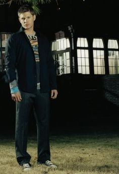 Patrick Fraser Photoshoot, 2006--this is NOT a manip!