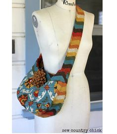 Tutorial: Draft your own purse pattern