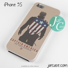 Captain America The First Avenger Phone case for iPhone 4/4s/5/5c/5s/6/6 plus