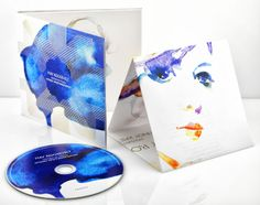 May Roosevelt - Music to the poetry of Dinos Christianopoulos on Packaging of the World - Creative Package Design Gallery