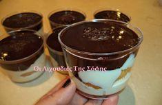 Απίστευτο σπιτικό προφιτερόλ με υπέροχη φανταστική κρέμα σοκολάτας από την Σόφη Τσιώπου! - Daddy-Cool.gr