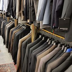 keep the best men's suit in your collection, also maintain them if you plan to wear them for years to come.