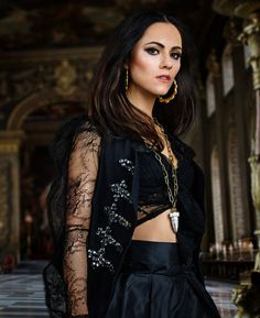"""The Royals Star Alexandra Park: """"I've Always Dared to Wear"""" Outfits Like Princess Eleanor's from InStyle.com"""