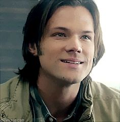 sam winchester smile!!! - Google Search