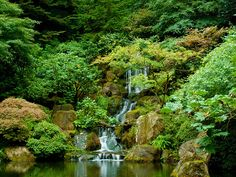 Portland Japanese Garden, River, Explore, Outdoor, Outdoors, Rivers, Exploring, Outdoor Games