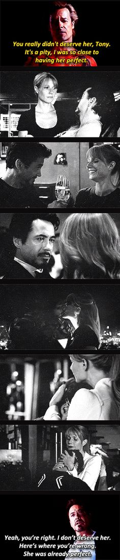 Iron Man 3 | This has got to be one of the best lines in the movie :')