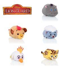 New Lion Guard Tsum Tsum Collection Now Available Online! Tsum Tsum Bag, Tsum Tsums, Disney Tsum Tsum, Disney Plush, Lion King Toys, Don Williams, Lion King Birthday, Birthday Design, Hermione Granger