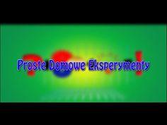 Proste Domowe Eksperymenty - YouTube Youtube, Paper Toys, Education, Teaching, Educational Illustrations, Learning, Youtubers, Youtube Movies, Onderwijs