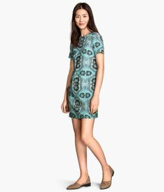 H&M Kurzarmkleid 19,99€ Artikelnummer 40-9190