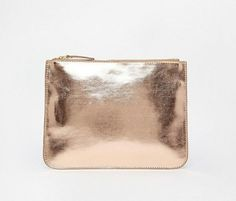 Pin for Later: 70 Stylish Stocking Fillers For Under £10  Monki Casja Copper Pouch (£2)