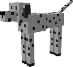 Dalmatian Mod Minecraft 1.5.2 / 1.5.1