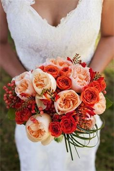 September is here! We have fall wedding colors with fresh florals and lush details to inspire you today. Here at MODwedding, we love all weddings in all seasons. However, there's something so perfect about the beautiful autumn wedding color schemes. Dark red, bright orange and luscious green fall wedding ideas are sure to bring so much […]