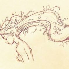 Loong flower-fairy hair in the wind inspired by Fairy Oak's lovely illustration… – Art Drawing Tips Wind Drawing, Flower Art Drawing, Nature Drawing, Flower Drawings, Drawing Art, Fairy Drawings, Art Drawings Sketches, Fairy Sketch, Fairy Oak