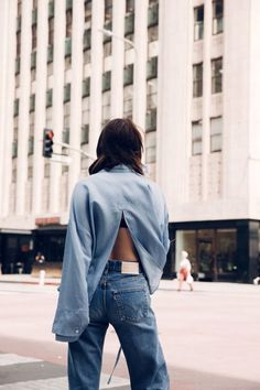 Double Denim is a trend that is slowly slipping into our retinas and it is…
