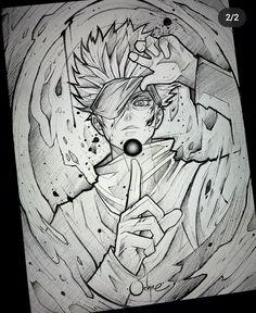 Anime Character Drawing, Manga Drawing, Character Art, L Anime, Anime Art, Anime Boy Sketch, Dark Art Illustrations, Black Anime Characters, Japanese Tattoo Art