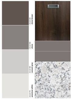 T his is one of the questions I get all the time.  How do I choose  warm paint colors  if my kitchen finishes are cool? Or vice versa....