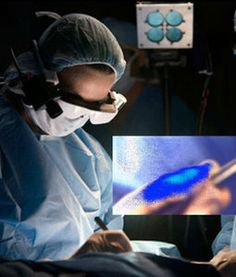 Special glasses help surgeons 'see' cancer tissue during the operation