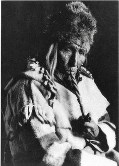 Many Mules. A Blackfoot.