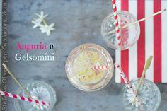 Acqua aromatizzata anguria e gelsomino | Cardamomo & Co.
