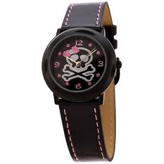 FMD by Fossil Lady's Standard 3-Hand Analog Base Metal Watch