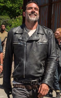 No lack of swagger with this dude. TWD