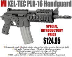 KEL-TEC PLR-16 Handguard