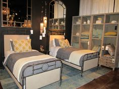 Madison McCord Interiors - Bedroom | want this for guest bedroom!