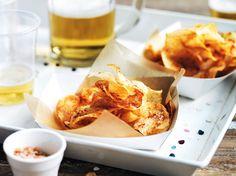 Unser beliebtes Rezept für Hot Vinegar Chips und mehr als 55.000 weitere kostenlose Rezepte auf LECKER.de.