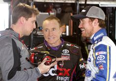 The drivers replacing the injured Denny Hamlin view their opportunities differently. Nascar News, Race Cars, Captain Hat, Racing, Sports, Hs Sports, Auto Racing, Sport, Lace