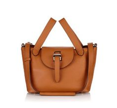 Thela Mini Bag Tan from meli melo