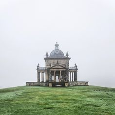 Temple of the Four Winds  #England #yorkshire #artistsontumblr (at Temple Of The Four Winds)