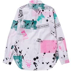 Cav Empt Simulation #3 Shirt