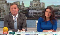Piers Morgan and rival Dan Walker CLASH in Twitter spat over Susanna Reid's pay - https://buzznews.co.uk/piers-morgan-and-rival-dan-walker-clash-in-twitter-spat-over-susanna-reids-pay -