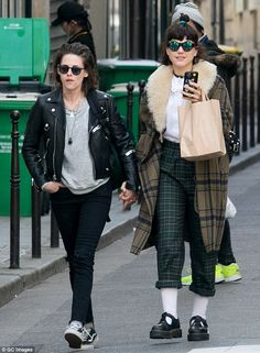 KSTEW & SoKo: Just the two of us: The 25-year-old actress and 30-year-old musician - real name Stéphanie...